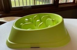 Happy Hunting Bowl Cat Dog Slow Speed Food Bowl Healthy Diet