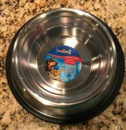 Indipets Dog/cat Stainless Steel Capacity Measurement Bowl S
