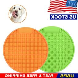 Hyper Pet Licking Mat for Dogs Cats Anxiety Relief Slow Feed
