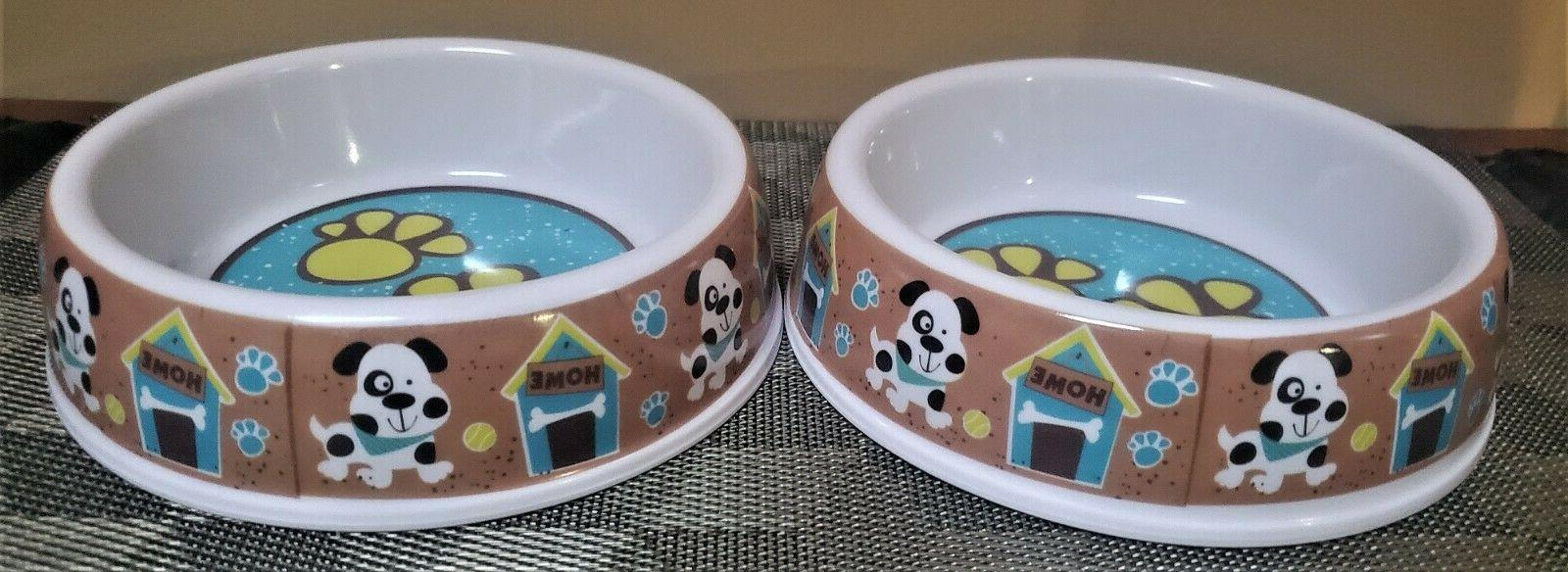 decorative dog bowls for food and water