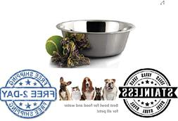 Maslow standard Dog Bowl Stailess Steel Small Dogs Bowls Hea